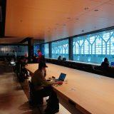 羽田空港で作業『パワーラウンジセントラル(2T)』は超集中できる!【搭乗券なくてもOK】